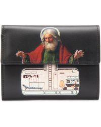 Undercover - Jesus Print Wallet - Lyst