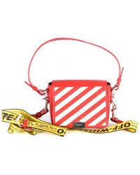 Shop Women's Off-White c/o Virgil Abloh Shoulder Bags from $232 | Lyst