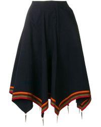4f7fa1197 3.1 Phillip Lim Umbrella Box-pleat Skirt in Black - Lyst
