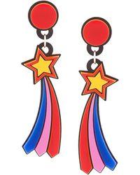 Yazbukey - Shooting Star Earrings - Lyst