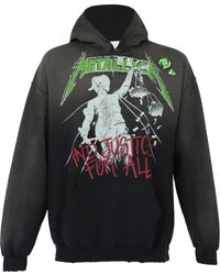 "MadeWorn - Metallica ""... And Justice For All"" Hoodie - Lyst"