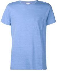 Orlebar Brown - Front Pocket T-shirt - Lyst