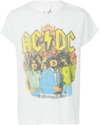 MadeWorn - Ac/dc Highway To Hell Tee-shirt - Lyst