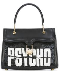 Olympia Le-Tan - Mini Marguerite 'psycho' Bag - Lyst