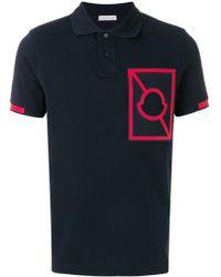 Moncler - X Craig Green Chest Logo Polo-shirt - Lyst