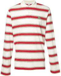 Stella McCartney - Striped Polo Shirt - Lyst