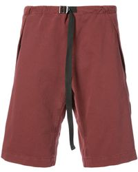 Stella McCartney - Drawstring Waist Shorts - Lyst