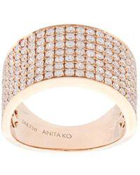 Anita Ko - Marlow Ring - Lyst