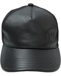 adidas - X Paul Pogba Leather Cap - Lyst