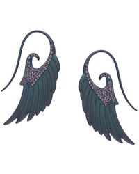 Noor Fares | Fly Me To The Moon Earrings | Lyst