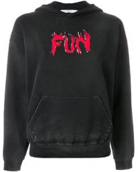 Givenchy - Fun Printed Hoodie - Lyst