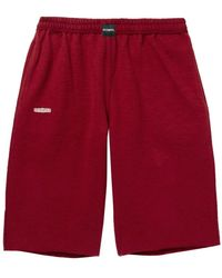 Vetements - Wide Leg Sweat Shorts - Lyst