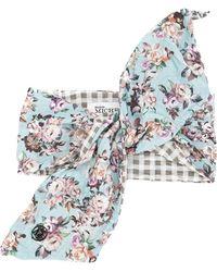 Maison Michel | Floral Print Hair-tie | Lyst