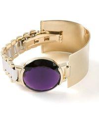 Delfina Delettrez   'timeless' Bracelet   Lyst