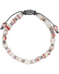 M. Cohen - Tonal Beaded Bracelet - Lyst