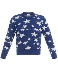 Loewe - Lurex Stars Sweater - Lyst