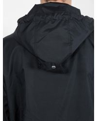 9e0d0b447 Gucci Monogram Windbreaker Jacket in Black for Men - Lyst
