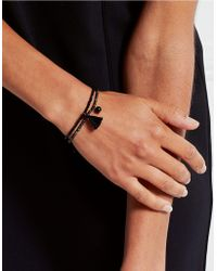 The White Company - Crystal Bead Bracelets - Set Of 2 - Lyst