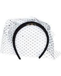 Piers Atkinson | Googly Eye Veil Hairband | Lyst