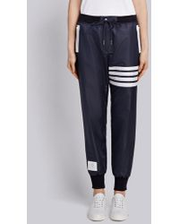 Thom Browne - Lightweight Ripstop Joggers - Lyst