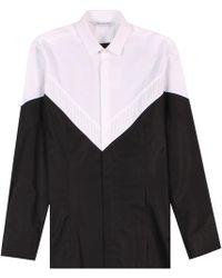 Neil Barrett - Men's Tuxedo Modernist Shirt - Lyst