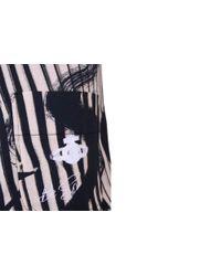 Vivienne Westwood - Paint Design Shorts Multi - Lyst