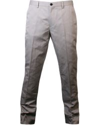 PS by Paul Smith - Tailored Trousers Grey - Lyst