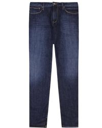 Armani Jeans - Slim Fit Jeans - Lyst