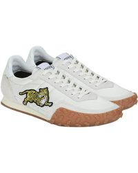 KENZO - Move Trainers White - Lyst