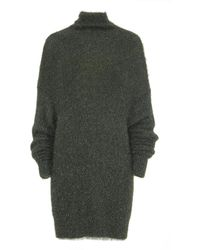 Tibi - Gleam Turtleneck Sweater - Lyst