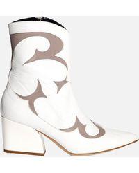 Tibi - Felix Boots - Lyst