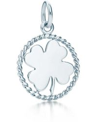 Tiffany & Co. - Clover Charm - Lyst
