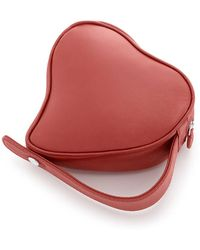 Tiffany & Co. - Heart Clutch - Lyst