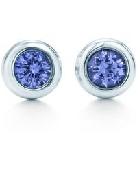 Tiffany & Co | Color By The Yard Earrings | Lyst
