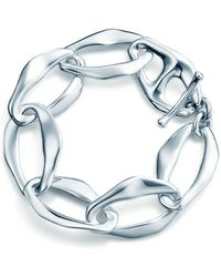 Tiffany & Co. - Aegean Toggle Bracelet - Lyst