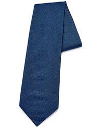 Diamond Point tie in Tiffany Blue silk Tiffany & Co. w52zxlgi