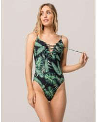 Rip Curl - Palm Beach One Piece Swimsuit - Lyst
