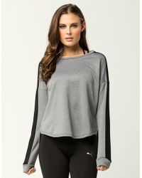 Hurley | United Womens Lightweight Sweatshirt | Lyst