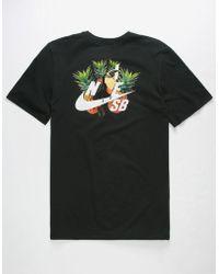 Nike - Sb Pineapple Bird Mens T-shirt - Lyst