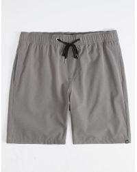 Billabong - Surftek Pewter Mens Volley Shorts - Lyst