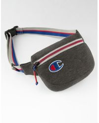 Champion - Attribute Charcoal Fanny Pack - Lyst