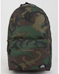 d0a7481547 Lyst - Nike Halfday Backpack in Blue for Men