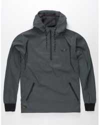 Imperial Motion - Helix Reflective Mens Anorak Jacket - Lyst
