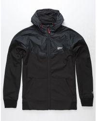 Imperial Motion - Larter Softshell Mens Hooded Jacket - Lyst
