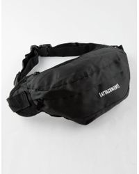 Attachment - Black Fanny Pack - Lyst