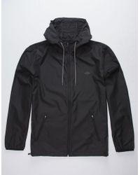 Rip Curl - Flacon Mens Windbreaker Jacket - Lyst
