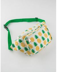 Dickies - Pineapple Fanny Pack - Lyst