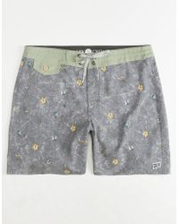 Salty Crew - Rocks Docks Grey Mens Boardshorts - Lyst