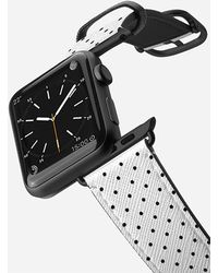 Casetify - 38mm Dots Black Apple Watch Band - Lyst