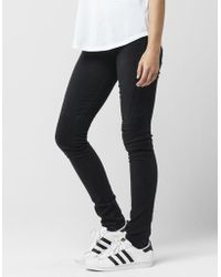 Almost Famous - Premium Moto Womens Skinny Jeans - Lyst
